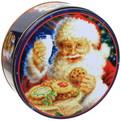 Набор банок жестяных 3шт ″Дед мороз″ (400,700,1500мл) купить оптом и в розницу