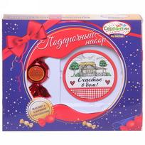 Набор магнит и елочная игрушка-конфетка ″Любви и понимания!″ купить оптом и в розницу