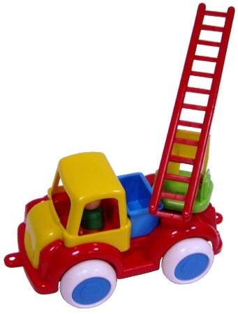 Автомобиль Детский сад пожарная машина С-60-Ф /9/ Акция1 купить оптом и в розницу