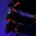 Елка светодиодная 180см оптоволокно + 240 LED CX673A-6 купить оптом и в розницу