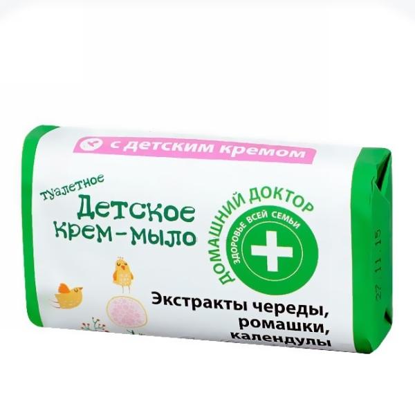 Крем-мыло детское Эльфа ДД с чередой, ромашкой купить оптом и в розницу