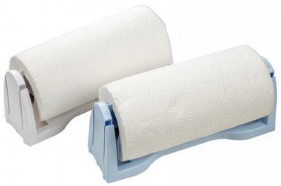 Держатель для бумажных полотенец (светло-голубой)*24 купить оптом и в розницу