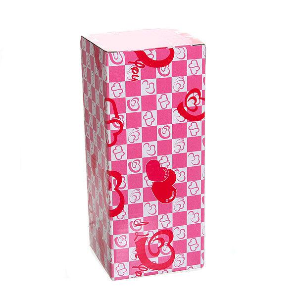 Фигурка из акрила ″Тюльпаны с веточкой″ 19 см 3 штуки в вазе купить оптом и в розницу