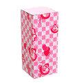 Фигурка из акрила ″Розы бутоны с веточкой″ 19 см 3 штуки в вазе купить оптом и в розницу