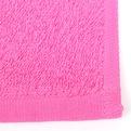 Махровое полотенце 30*30см Светло-розовое купить оптом и в розницу