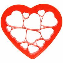 Форма для печенья ″Сердце″ 25*24см купить оптом и в розницу