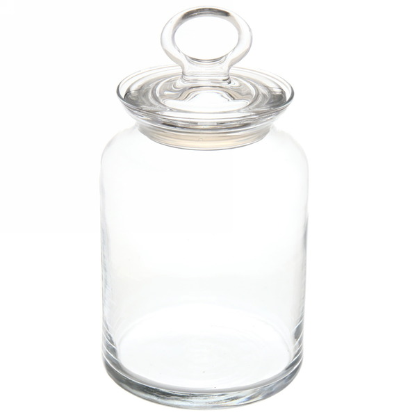Банка для продуктов стеклянная ″Китчен″″ 1500мл (1/6) 98673Бор купить оптом и в розницу