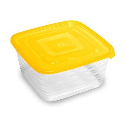Контейнер пластиковый пищевой ″Унико″ 1,4л квадратный купить оптом и в розницу