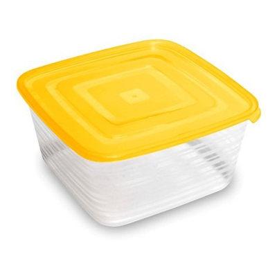 Контейнер пластиковый пищевой ″Унико″ 2,1л квадратный купить оптом и в розницу