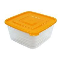 Набор контейнеров 3шт ″Унико″ (0,45л,0,9л,1,4л) С219 купить оптом и в розницу