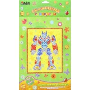 Набор ДТ Сказочные самоцветы Робот ANMT-R7 купить оптом и в розницу