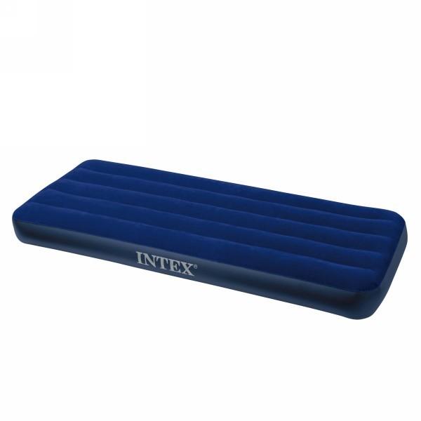 Матрас надувной Classic Downy,191*76*22 см,Intex (68950) купить оптом и в розницу