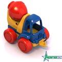 Автомобиль Нордик бетономешалка 210/1 Норд /40/ купить оптом и в розницу