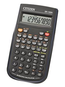 Калькулятор CITIZEN научный 154*84*19мм (одобрен для ЕГЭ) купить оптом и в розницу