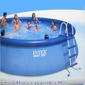 Бассейн надувной Easy Set 549*122 см + 5 аксессуаров Intex (54920) (28176) купить оптом и в розницу