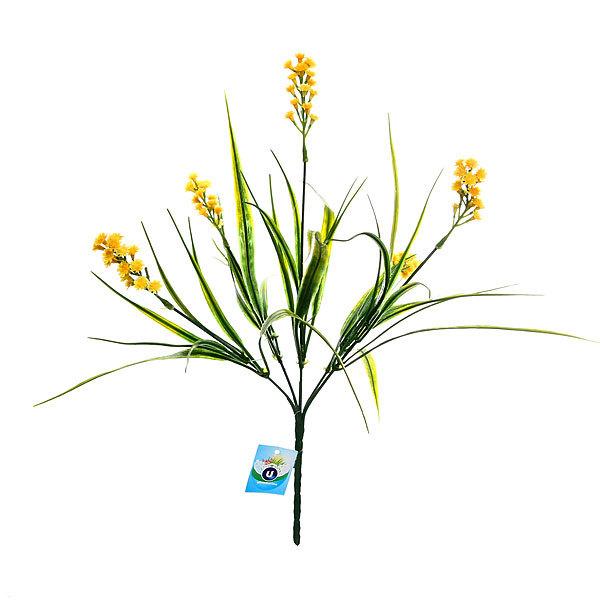 Цветы искусственные 31см букет Полевые цветы 1182 купить оптом и в розницу