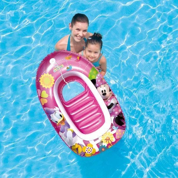 Игрушка лодка надувная 112*71 Disney MMCH Bestway (91025В) купить оптом и в розницу