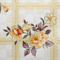 Скатерть морозоустойчивая 142*228см ″Полевые цветы″ купить оптом и в розницу