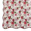Скатерть морозоустойчивая 142*228см ″Дикая роза″ купить оптом и в розницу