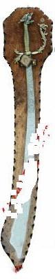 Коллаж ″Турецкая сабля″, 105 см купить оптом и в розницу