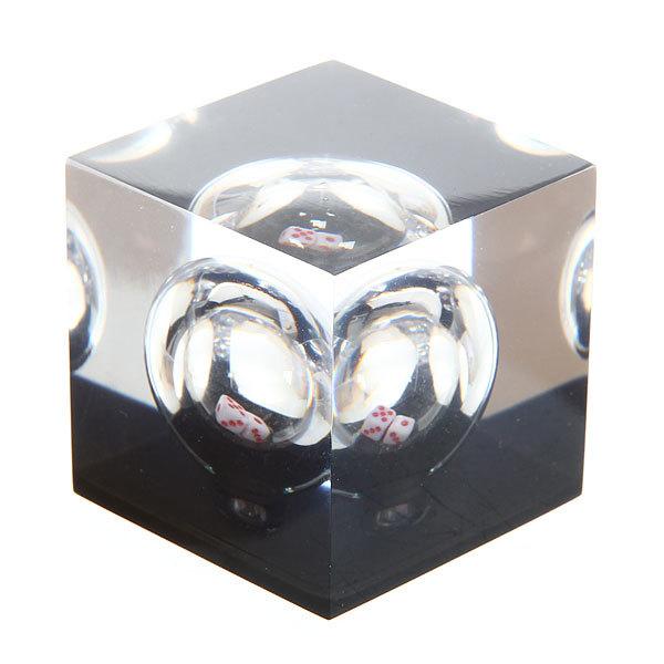 Фигурка из акрила ″Кости″ куб 4,8 *4,8 см купить оптом и в розницу