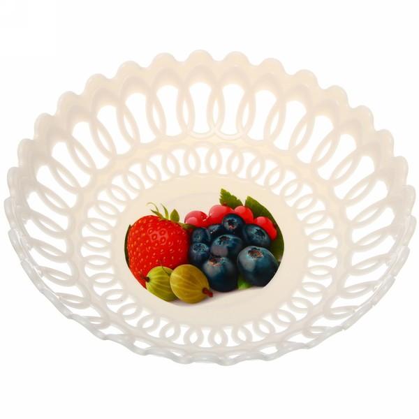 Фруктовница ″Кружево″ ягоды купить оптом и в розницу