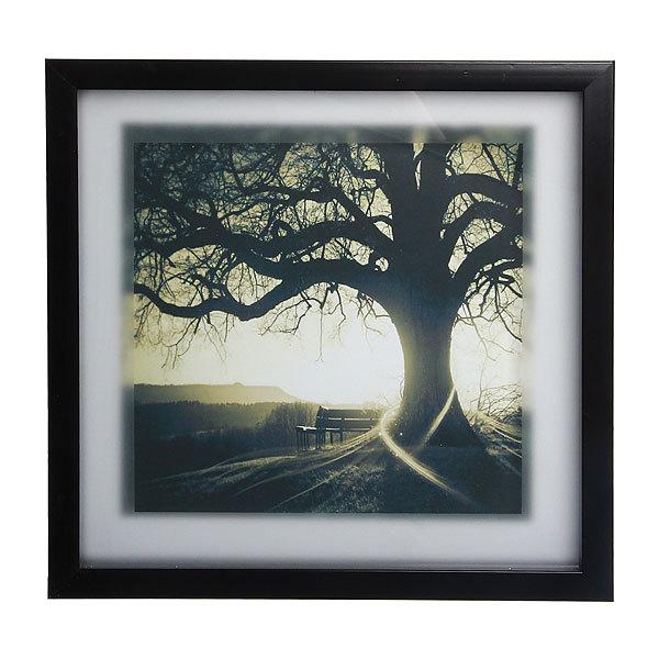 Картина стекло 35*55см ″Дерево″ МС2104 купить оптом и в розницу