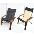 Кресло дачное складное с мягким чехлом 60*48*90см 915N3W купить оптом и в розницу