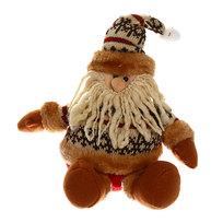 Мягкая игрушка Дед Мороз 22см купить оптом и в розницу