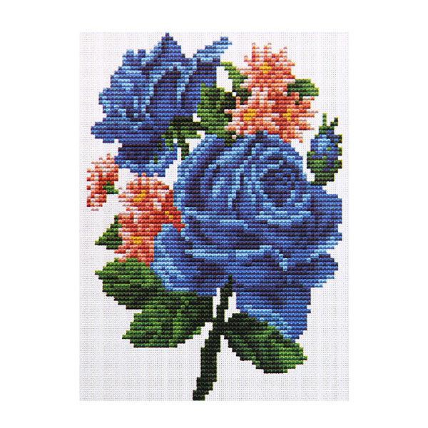 Набор для вышивания 26*20,5см Розы MY8815 купить оптом и в розницу