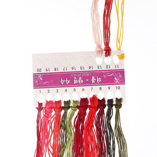 Набор для вышивания 26*20,5см Розы MY8816 купить оптом и в розницу