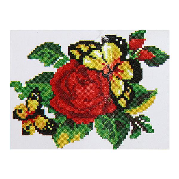 Набор для вышивания 26*20,5см Бабочки MY8824 купить оптом и в розницу
