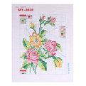 Набор для вышивания 26*20,5см Цветы MY8828 купить оптом и в розницу