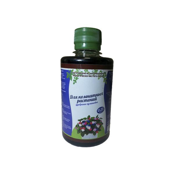 Удобрение гуминовое ″Для комнатных растений″ 0,25л купить оптом и в розницу