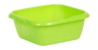 Таз для пищевых продуктов 10л  зеленый 360 х 330 х 135 купить оптом и в розницу