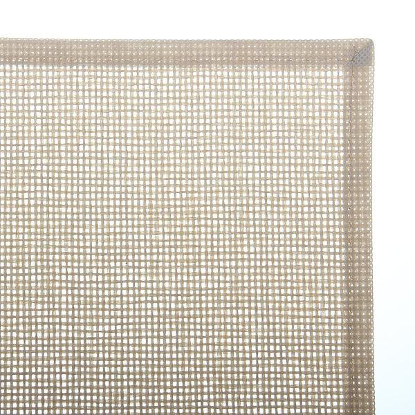 Салфетка на стол 30*45см плетеная, с кантом светлая две штуки купить оптом и в розницу
