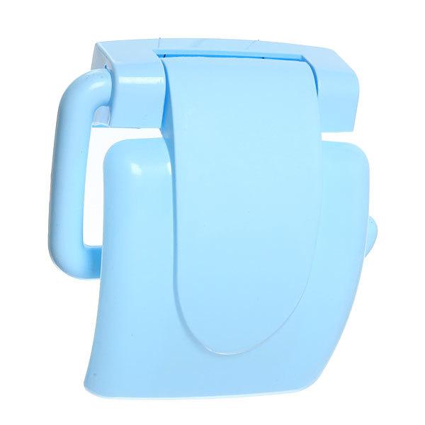 Держатель для туалетной бумаги ″Ролло″, пластик купить оптом и в розницу