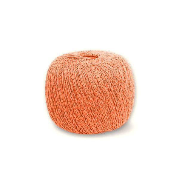 Нитки для вышивания Мальва персиковые 75г купить оптом и в розницу