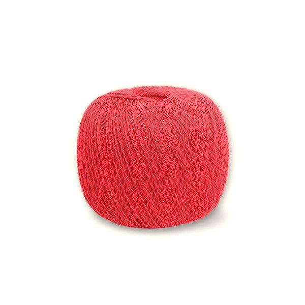 Нитки для вышивания Мальва красные 75г купить оптом и в розницу