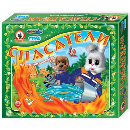 Умные игры Часы Спокойной ночи, Малыши Спасатели 03599 купить оптом и в розницу