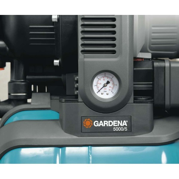 Станция бытового водоснабжения автоматическая 5000/5 Comfort GARDENA 01774-29.000.00 купить оптом и в розницу