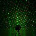 Световой прибор Лазер Marshal HT-4, RG, mic, вращение рисунков звёзды, точки купить оптом и в розницу