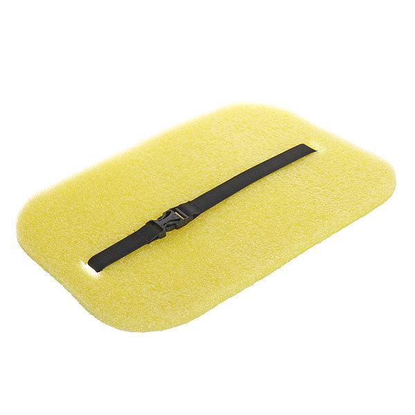 Сидение туристическое НПЭ фольгированное, цвет желтый,10мм купить оптом и в розницу