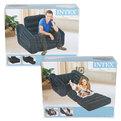Кресло надувное раскладывающееся Pull-Out Chair 109*218*66 см, Intex (68565) купить оптом и в розницу