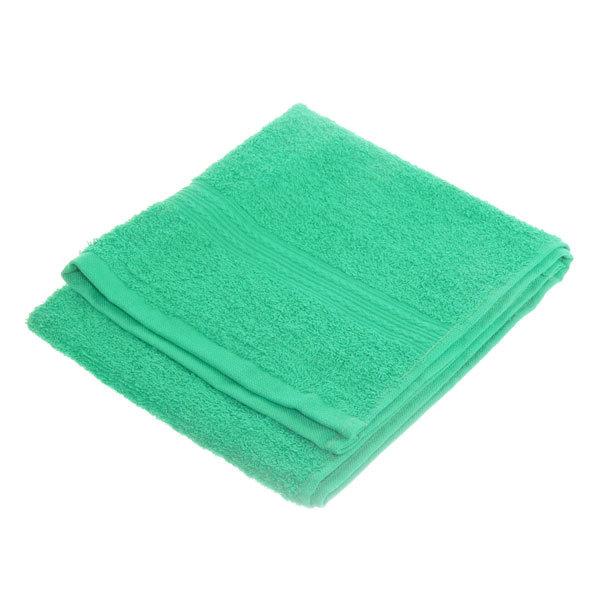 Махровое полотенце 40*70см светло-зеленое ЭК70 Д01 купить оптом и в розницу