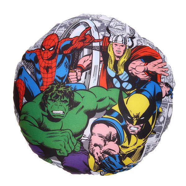 Подушка декоративная 30*30см ″Marvel Comics″ купить оптом и в розницу