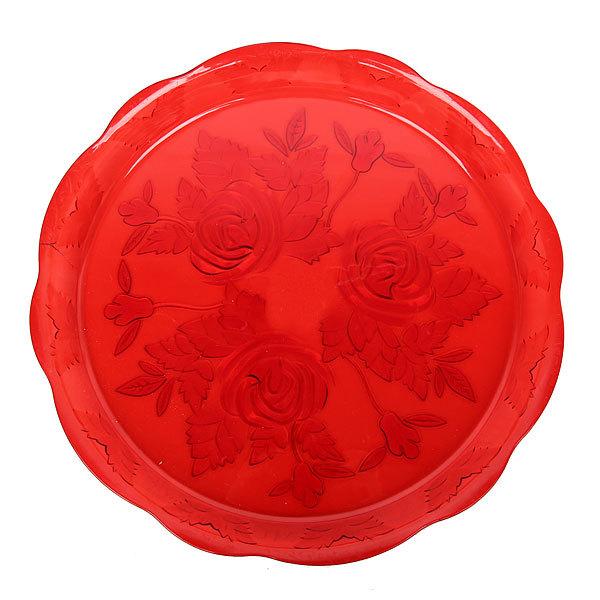 Поднос ″Розы″ 34 см 826 купить оптом и в розницу
