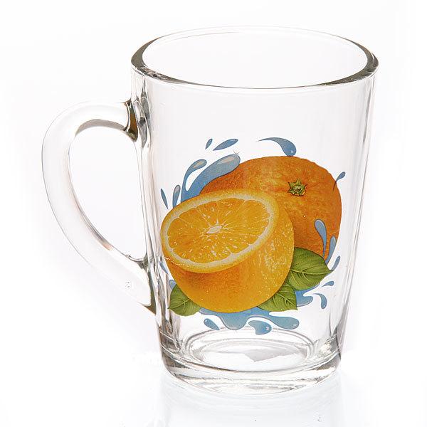 Кружка 300мл Капучино ″Апельсин″ (20/20) 07с1334 купить оптом и в розницу