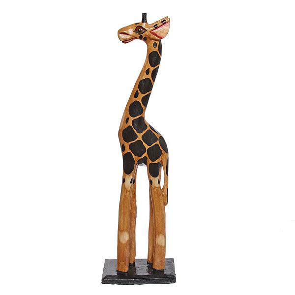 Фигурка из дерева ″Жираф″, 50 см купить оптом и в розницу