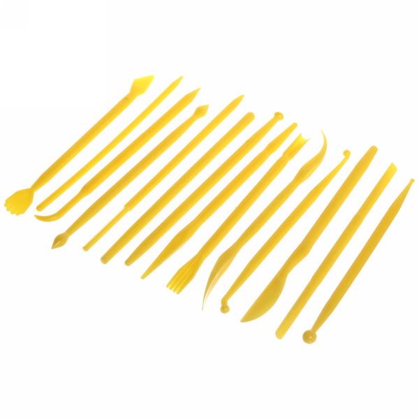 Инструменты для украшения тортов в наборе 14шт купить оптом и в розницу